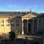 Room overlooking the Ashmolean Museum