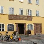Pivovar Hotel Na Rychte Foto