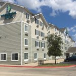 WoodSpring Suites Austin Aquarium Foto