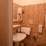 Kúpeľňa jednolôžkovej izby