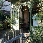 Ladencafé im alten Gärtnerhaus