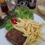 Steack frites