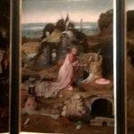 triptych by Hieronymous Bosch