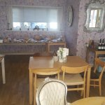 The Tea Room ready for private function
