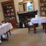 Breakfast lounge