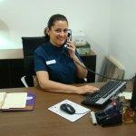 Spa Manager Miriam Marquez