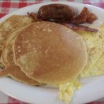 Large Pancake Breakfast