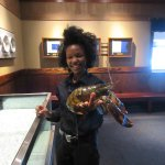 Lobster in Red Lobster, Peoria, IL, Fall 2016