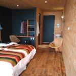 La caja de madera o mal llamada Habitación de Lujo