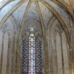 Vitrail de la chapelle du roi