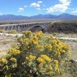 Photo de Rio Grande Gorge Bridge