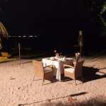 Romantic Dinner on the beach!!!
