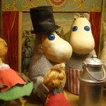 peluches de Moomin