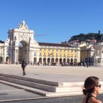 Magique praça do comercio Lisboa éternelle