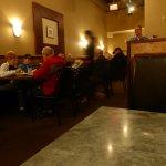 Sorrento's dining room