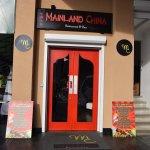 Mainland China main enterance
