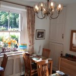 The sunny Breakfast Room