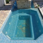 The Jacuzi that doesn't work