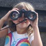 Camera Obscura und Welt der Illusionen Foto