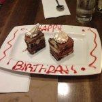 Birthday Cake from J Baldwin's