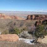 Colorado National Monument Foto