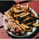 Lobster roll with fries!!!