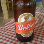 rana azul cerveza balboa