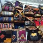 Bolsas diferentes e com bom preço