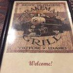Photo de The Brakeman American Grill