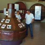 Museo de la vid y el vino Foto
