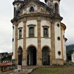 Our Lady of Rosario dos Pretos church Foto