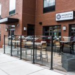 Check out our patio!