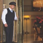 Beverly Wilshire doorman