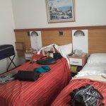 Hermoso hotel, y muy buena la atención de antonela, y brian lo recomiendo!!!!