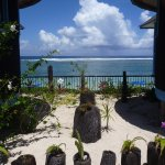 Garden Fale Room View