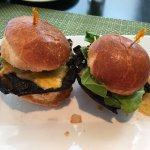 Delicious Portabella Mushroom sliders