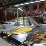 Thunder Falls Buffet Restaurant Foto