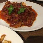 sambal sotong - cuttlefish