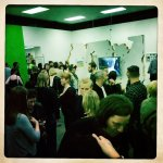 Artspace NZ & New perspectives exhibition.