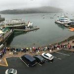 Docks across from Hotel