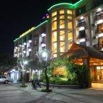 Foto de Ayarwaddy River View Hotel