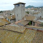 B&B Torre Di Vico - Suite 45m² - view from bedroom