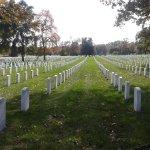 World War Soldiers' Tomb Stones.
