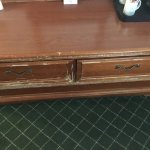 Chests of drawers no gift the kind found at stores of thrift see document pic