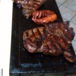 Bistecchine e salsiccia salentina