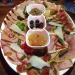 Cold cuts platter RM58+