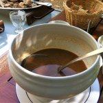 soupe de poisson pour la bouillabaisse
