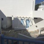 Foto de Manoulas Mykonos Beach Resort