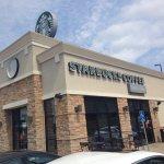 Starbucks just off i20 at Ruston