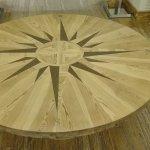 Lo splendido tavolo nella Hall